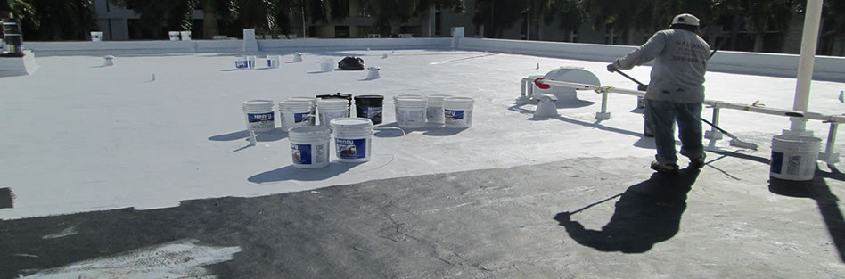 Services Salomon Roofing And Waterproofing